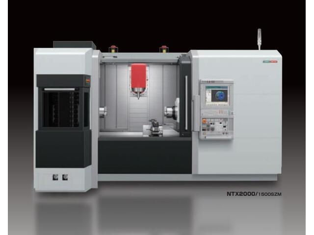 mehr Bilder Drehmaschine Mori Seiki NTX 2000 SZM 1500