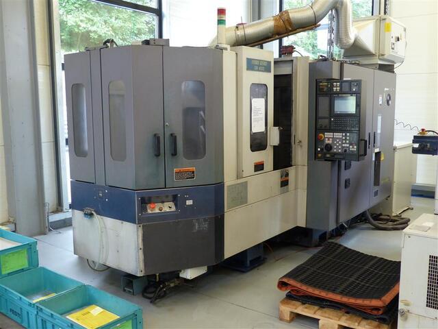 mehr Bilder Mori Seiki SH 403, Fräsmaschine Bj.  2001