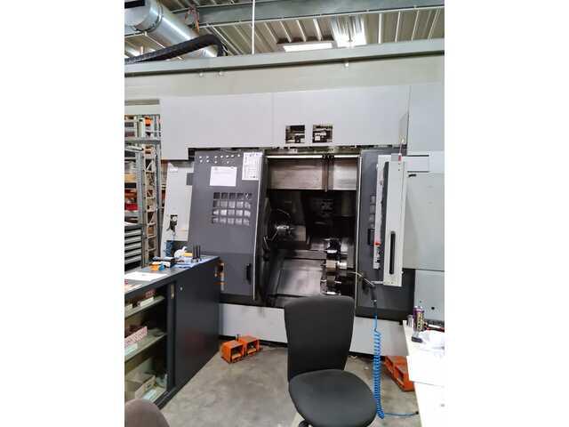 mehr Bilder Drehmaschine Mori Seiki ZT 2500 Y + Promot gentry