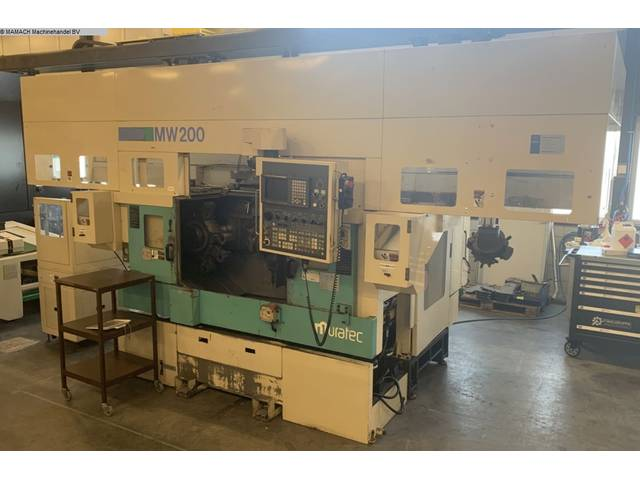 mehr Bilder Drehmaschine Muratec MW 20G