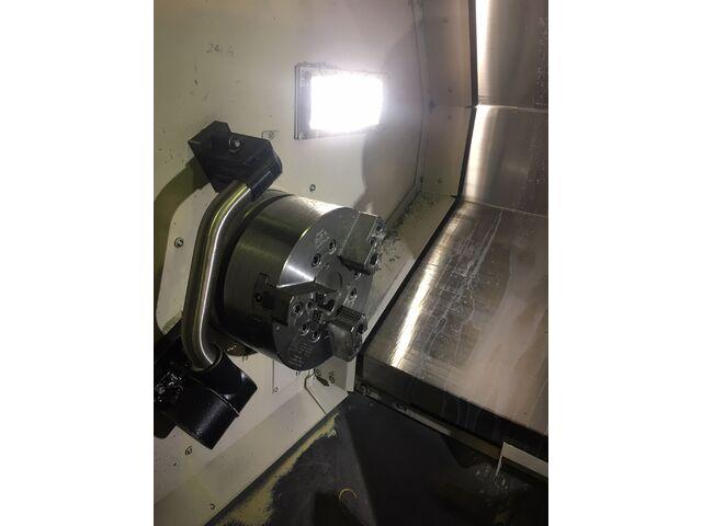 mehr Bilder Drehmaschine Okuma Genos L400-E