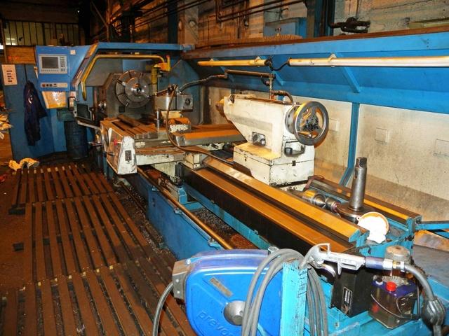 mehr Bilder Drehmaschine PBR T 450 SNC