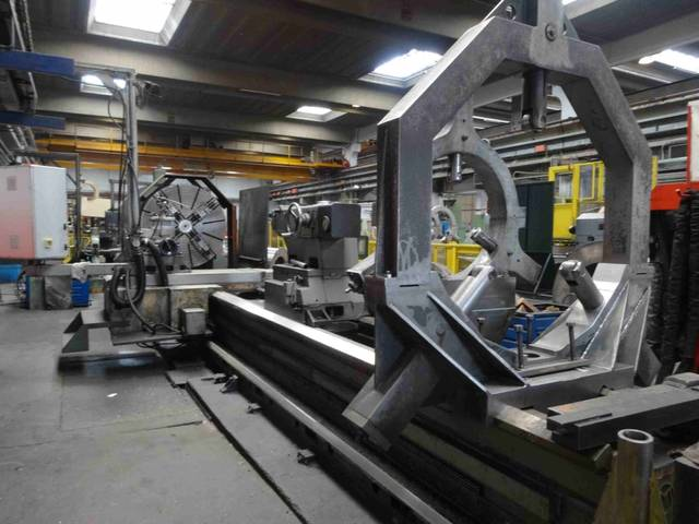 mehr Bilder Drehmaschine Pontigia PH 800 E CNC