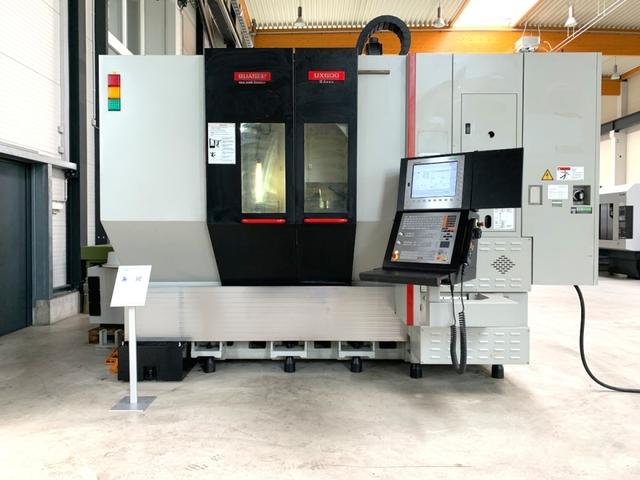 mehr Bilder Fräsmaschine Quaser UX 600 - 15C