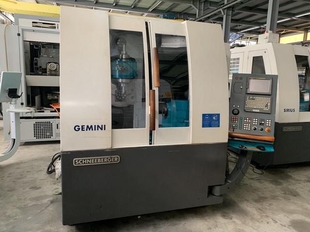 mehr Bilder Schleifmaschine Schneeberger GEMINI DMR