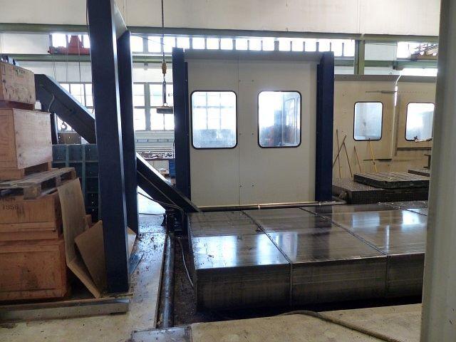 mehr Bilder Soraluce FP 8000 Bettfräsmaschinen