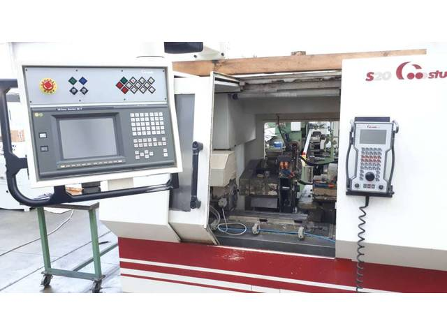 mehr Bilder Schleifmaschine Studer s 20 cnc - MS