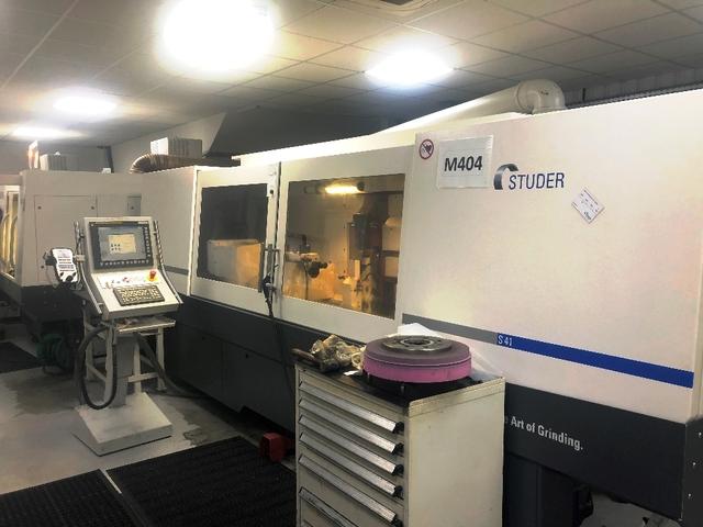 mehr Bilder Schleifmaschine Studer S41
