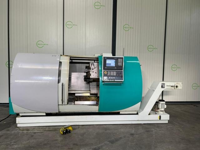 mehr Bilder Drehmaschine TOS SBL 500 CNC