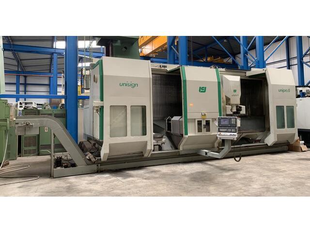 mehr Bilder Unisign Unipro 5 - P, Fräsmaschine Bj.  2002