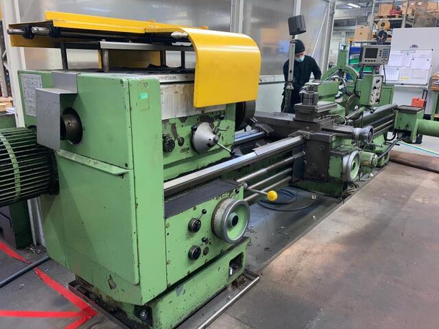mehr Bilder Drehmaschine VDF-Boehringer M 670
