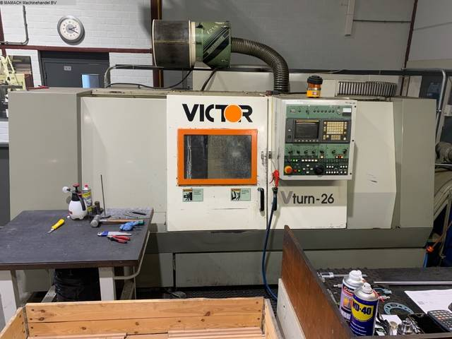 mehr Bilder Drehmaschine Victor V-Turn 26 / 100 CV