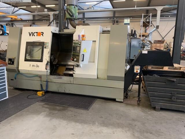 mehr Bilder Drehmaschine Victor V-Turn 36 / 125