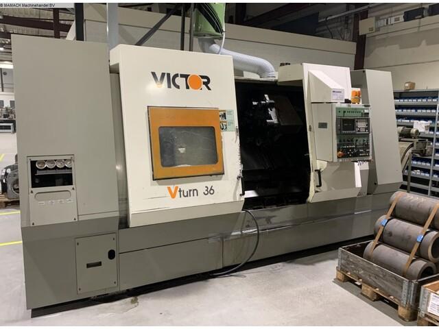 mehr Bilder Drehmaschine Victor V-Turn 36/125 CV