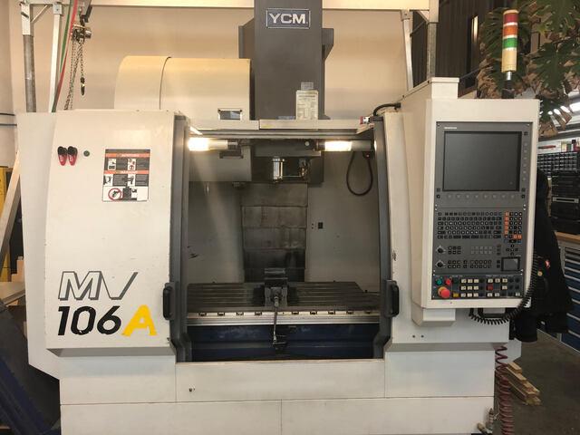 mehr Bilder Fräsmaschine YCM MV106A